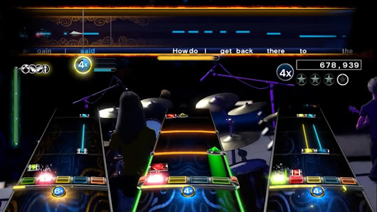 Rock Band 4 DLC for week of 20th December – Third Eye Blind