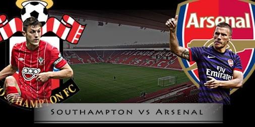 Watch Southampton vs Arsenal Free live streaming here #southampton #arseanl #arsenalfc #premierleague...