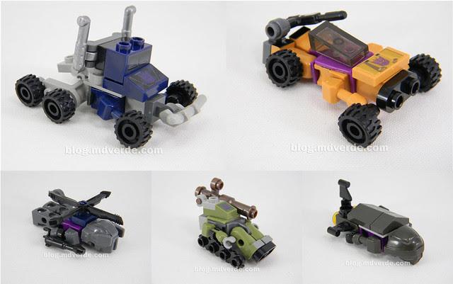 Transformers Bruticus Kre-O - modos alternos