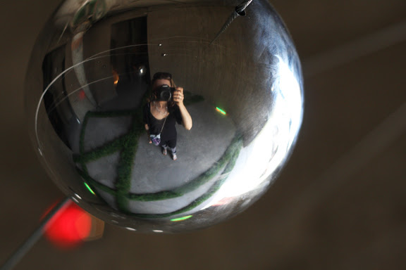 me in the sphere ball