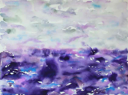 Solo Show Of Watercolors Opens Nov. 3 in Northbrook, IL