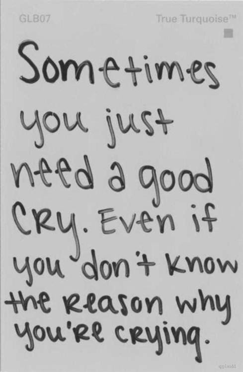Awesome Reason Quote About Crying Quotespicturescom