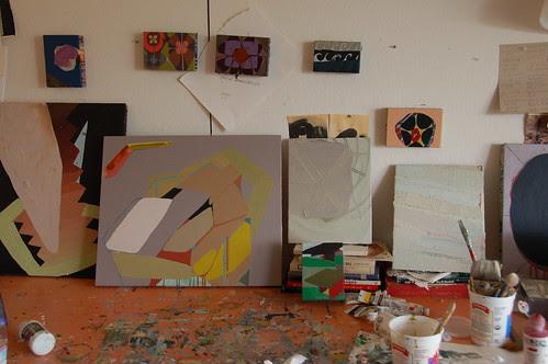 sydney cohen - in progress