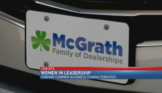 McGrath Featured for Women in Leadership Research | McGrath Auto Blog