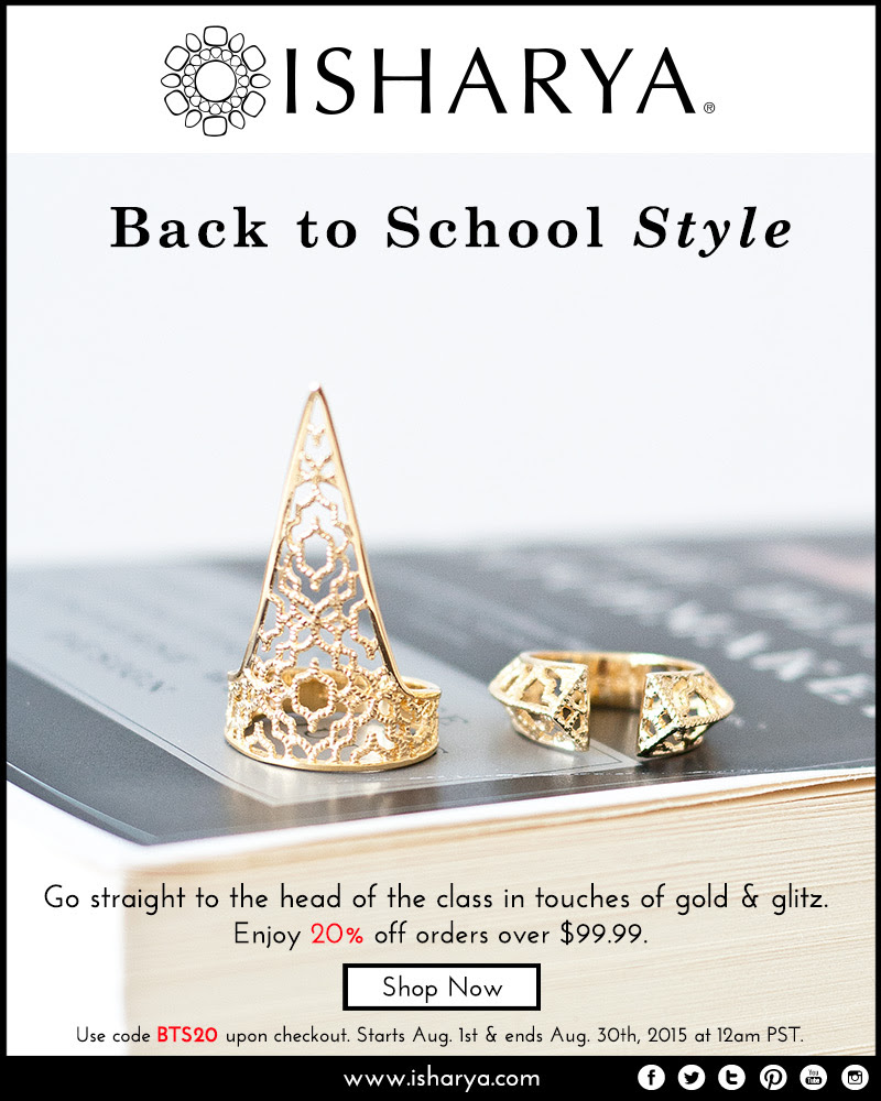 Isharya - Back to School