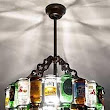Decorate With Products Seen On I Want That | Pinterest | Beer bottle lights, Bottle lights and Beer bottles
