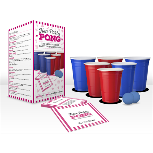Drinking Games For Your Hen Night!