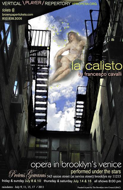 La Calisto Poster