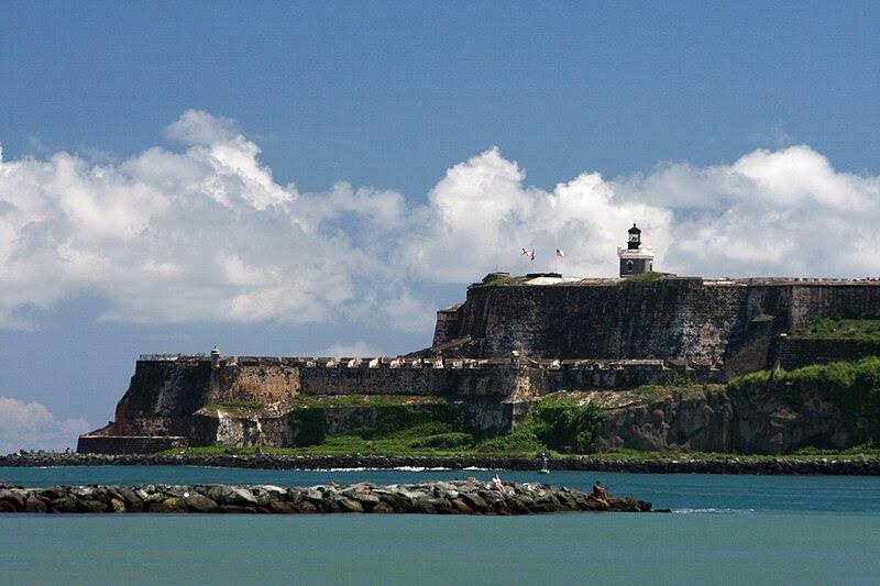 File:El Morro Castle, San Juan, Puerto Rico.jpg