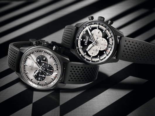 Zenith Launches Two Stunning New El Primero Chronos at Geneva
