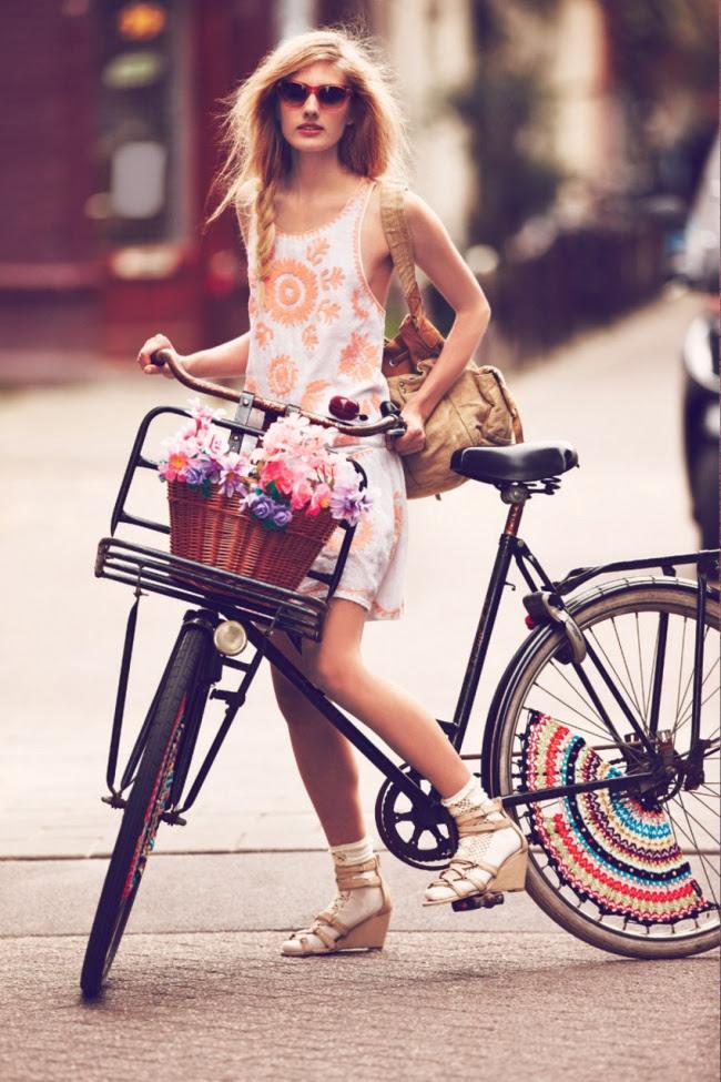 20 доказательств того, что девушки на велосипедах — это сексуально