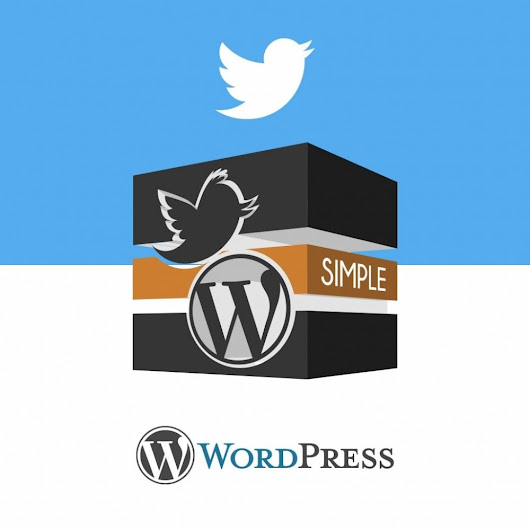 Twitter and WordPress Reader Simple - PrestaShop Addons
