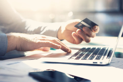Shopping with a reputable online business