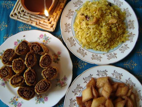 Delicious Homemade Diwali Treats