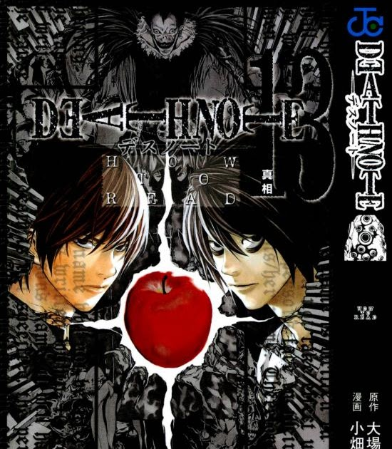 Mad World [postapocalypticnoise]: Death Note #13