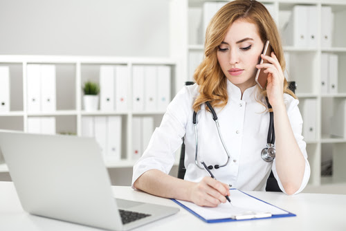 Features of the Company Nurse Injury Hotline