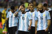 Utak-atik Peluang Argentina Lolos ke Piala Dunia 2018