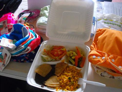 Almuerzo