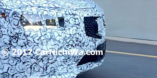 Spied: 2018 Acura RLX Prototype? – Acura Connected