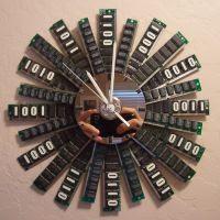 RAM-HDD-Clock