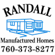 Manufactured Homes California - Randall Manufactured Homes - Mobile Homes California