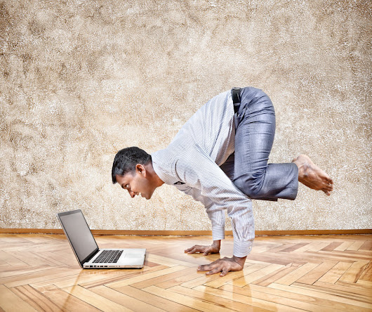 Can Yoga Improve Your Firm's Bottom Line?