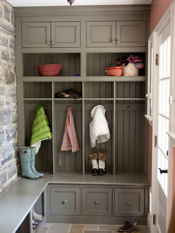 Entryway Storage Small Space | Interior Decorating Tips