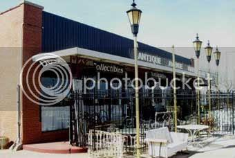 Antique Avenue at 5219 N. Western