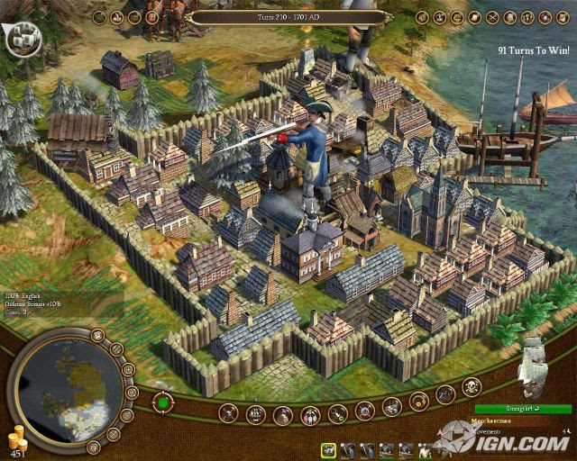 Sid Meier's Civilization IV: Colonization Picture