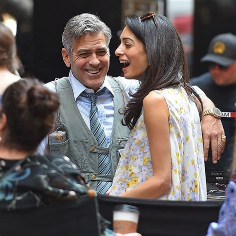 George Clooney's best quotes about wife Amal Clooney