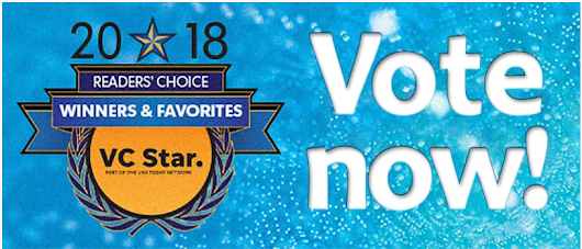 Sunday Only! Help Us Help Others / Vote Mansfield Law Corporation in Ventura County Reader's Choice Awards Today
