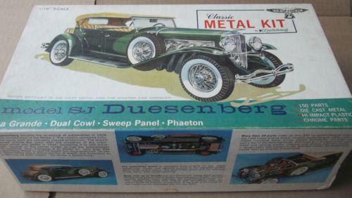 Metal Model Car Kits  eBay