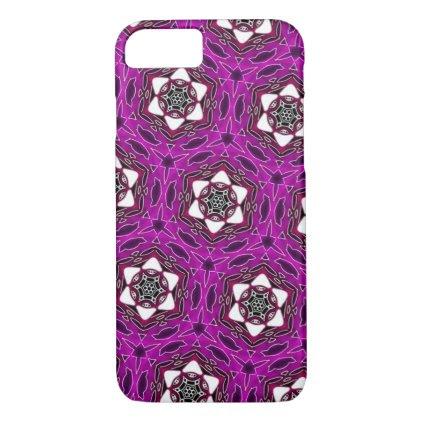 Royal Fractal iPhone 7 Case
