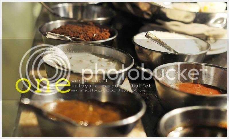 ramadhan buffet