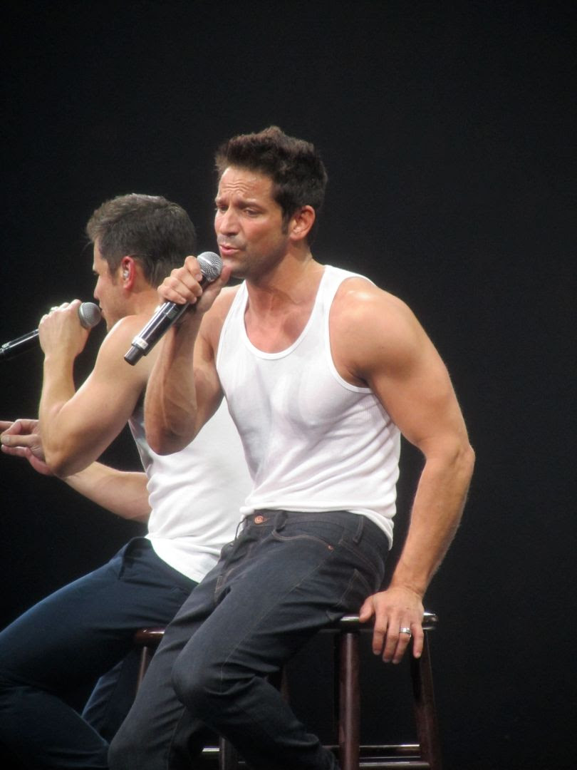 Jeff Timmons The Package Tour