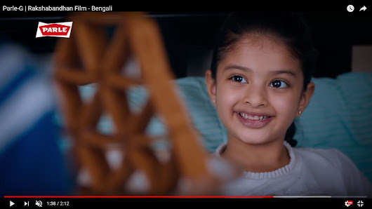 Your All Time Favorite Parle G Is Back With Rakshabandhan Special - LoveUMarketing