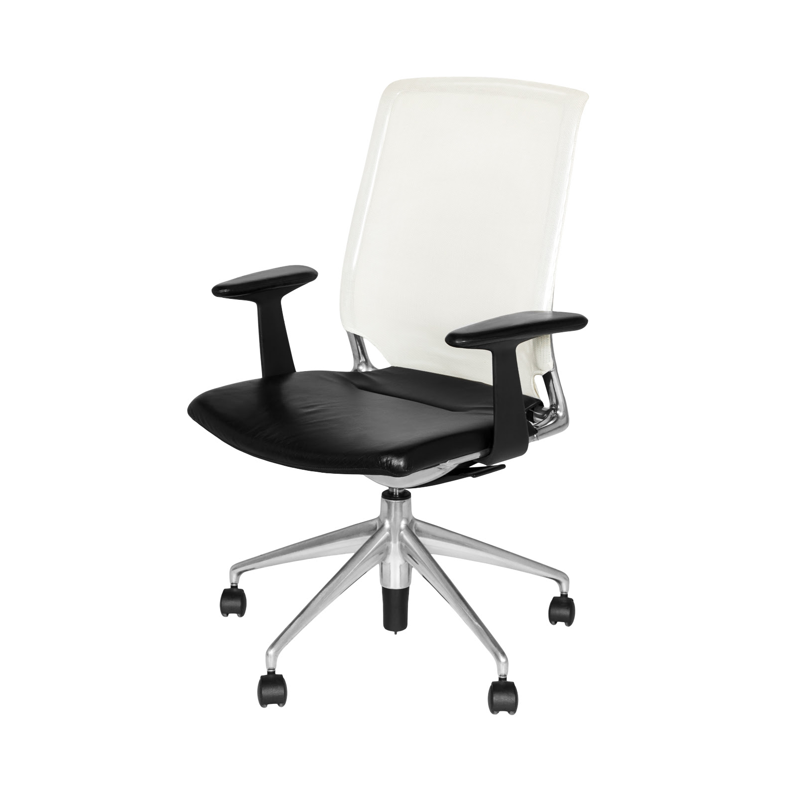 Vitra Meda Office Chair Rental   Trade Show Furniture ...