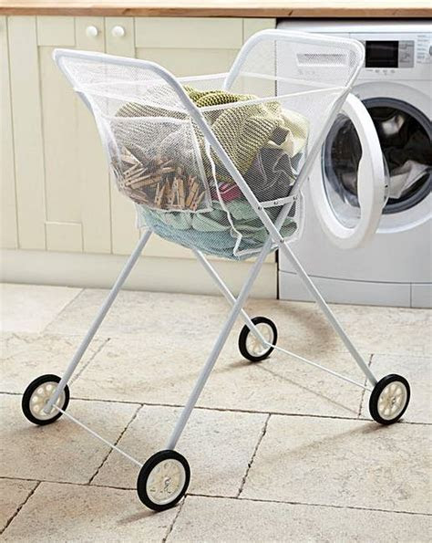Laundry Trolley   J D Williams
