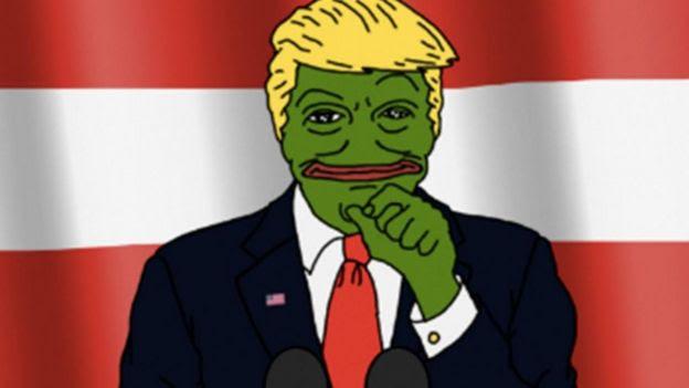 Meme de Pepe el Sapo