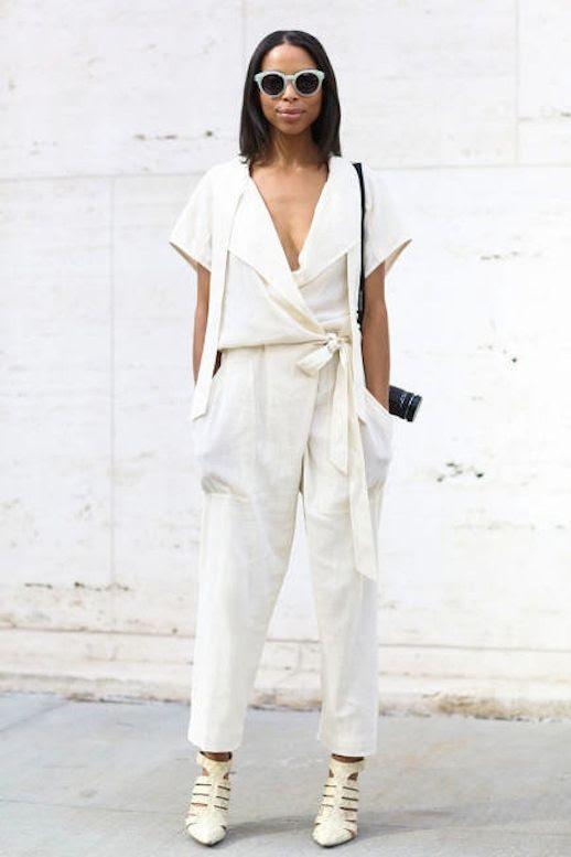 Le Fashion Blog 5 Ways To Wear A White Jumpsuit Wrap New York Street Style Via Elle 1 photo Le-Fashion-Blog-5-Ways-To-Wear-A-White-Jumpsuit-Wrap-New-York-Street-Style-Via-Elle-1.jpg