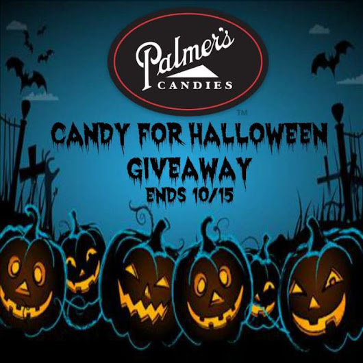 Palmer's Candies Halloween #Giveaway! ~ Freebies Deals & Steals