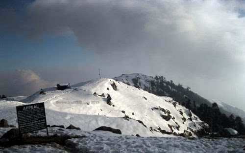 "TRIUND HILL - ""HEAVEN ON EARTH FOR NATURE LOVERS AND TREKKERS"""