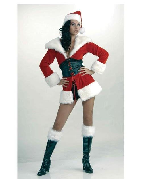 Intimate Apparel Santacon Sexy Costume Ideas