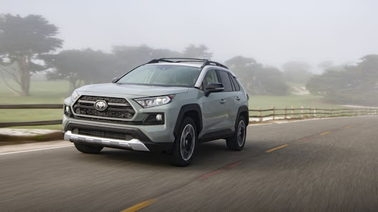 2019 Toyota RAV4 road test and driving impressions - Autoblog