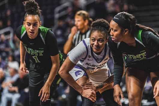 K-State Women's basketball tames the Mean Green 60-42 | The Collegian
