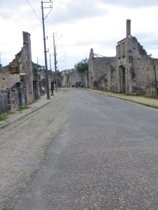 Death of a Village: Oradour-sur-Glane