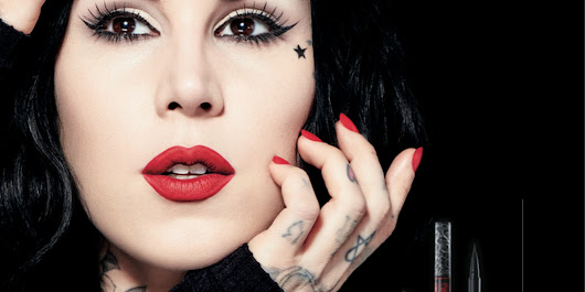 What can the beauty industry learn from Kat Von D?