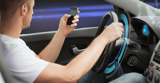 Distracted driving fatalities up 50% since 2015 and 200% since 2014