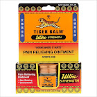 Tiger Balm Pain Relieving Ointment, Ultra Strength, Sports Rub - 0.63 oz
