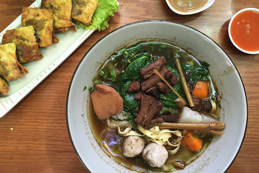 Where to Find Amazing Vegetarian Food in Phnom Penh • Travel Lush